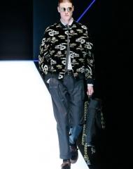 Emporio Armani Menswear Fall Wall 2018/ 19