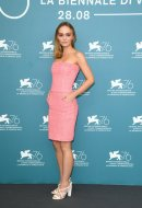 Lily-Rose Depp in Chanel - The King Premiere 76th Venice Film Festival (photo by Daniele Venturelli)
