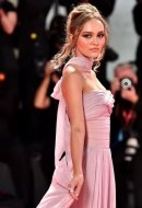Lily-Rose Depp in Chanel - The King Premiere 76th Venice Film Festival (photo by Theo Wargo)