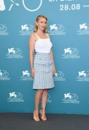 Ludivine Sagnier wore Chanel at the New Pope Photocall during the 76th Venice International Film Festival (photo by Daniele Venturelli)