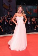 Alice Campello wore Blumarine at the 76th Venice International Film Festival