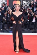Cristina Musacchio wore Blumarine at the 76th Venice International Film Festival