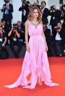 Giulia Elettra Gorietti  wore Blumarine at the 76th Venice International Film Festival