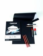 Canson Graduate Nero