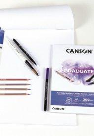 Canson Graduate Tecniche Miste Umide