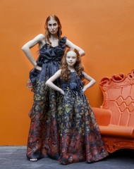 Filippo Laterza's capsule collection for Angry Birds: when Haute Couture and Big Screen meet