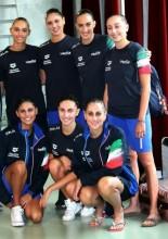 Nazionale Italiana di Nuoto e Nuoto Sincronizzato (photo by Giuseppe Spena)