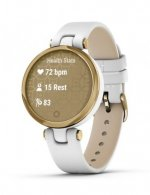 Garmin LILY Classic Gold White Leather