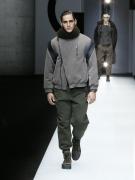 Giorgio Armani Menswear Fall Winter 2018/19