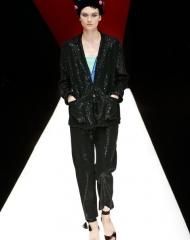 Giorgio Armani Spring Summer 2018 women's Collection