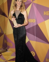 Laura Dern in Armani Privé Golden Globes (Photo by Frederick M. Brown)