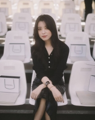 Hyo Joo Han Fall Winter 2018-19 Chanel Haute Couture Collection