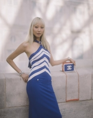 Soojoo Park Fall Winter 2018-19 Chanel Haute Couture Collection