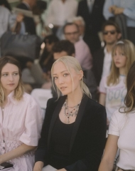 Pom Klementieff Fall Winter 2018-19 Chanel Haute Couture Collection