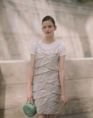 Mackenzie Foy Fall Winter 2018-19 Chanel Haute Couture Collection