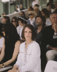 Marine Vacth Fall Winter 2018-19 Chanel Haute Couture Collection