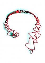 Dario Scapitta - Coupe de Coeur Collier . HOMI F&J Be a sweetheart