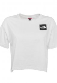 The North Face Box Dome Crop T-Shirt Donna