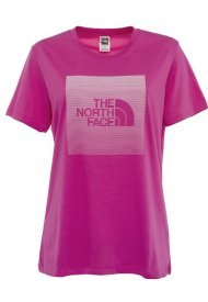 T-shirt Donna The North Face Gradient