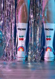 Jimmy Lion, the sock fashion brand, presents its second collaboration with Pacha
