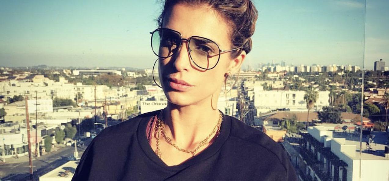KYME _ Elisabetta Canalis _ foto IG _ modello Beverly