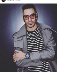 KYME _ Marracash _ foto IG _ modello Mario