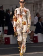 Laura Biagiotti  Roman Reinassance Spring Summer 2021 collection