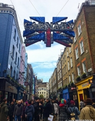 London . Carnaby Street