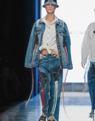 Lucia Russo Urban Couture Spring Summer 2018