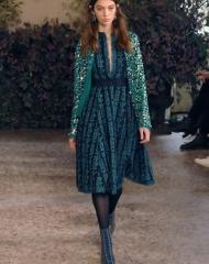 Luisa Beccaria Fall Winter 2018/19 collection (photo by Giorgio Cavestro)