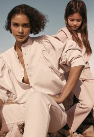 Mango launches the new denim collection which has allowed a saving of 30 million liters of water
