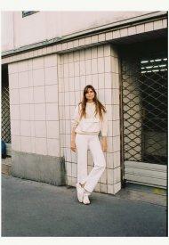 Eugenie Trochu x Mango Sneakers