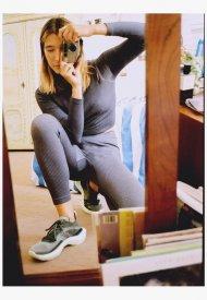 Sofia de Moser x Mango Sneakers