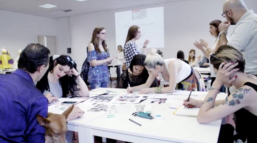 Mks milano fashion school borsa di studio marangoni for Milano fashion school