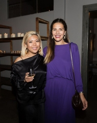Jen Rubio e Margherita Maccapani Missoni