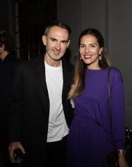 Neil Barret e Margherita Maccapani Missoni