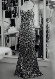 Margot Robbie Chanel 93rd Academy Awards