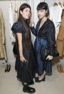 Daisy Hoppen & Olivia Singer at MATCHESFASHION.COM X Bottega Veneta Event
