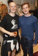 Max Pearmain & Daniel Lee at MATCHESFASHION.COM X Bottega Veneta Event