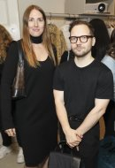 Naomi Smart & Alexander Fury at MATCHESFASHION.COM X Bottega Veneta Event
