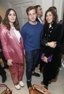 Tania Fares, Daniel Lee & Elizabeth Saltzman at MATCHESFASHION.COM X Bottega Veneta Event