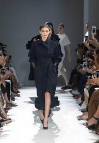 Gigi Hadid . Max Mara Spring Summer 2019 women's collection