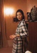 Liu Wen 刘雯Chanel Metiers D'Art 2019-2020