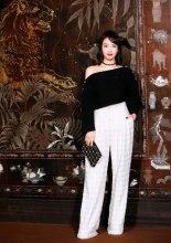 Victoria Song 宋茜Chanel Metiers D'Art 2019-2020