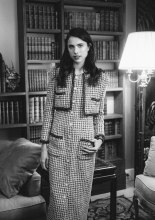 Margaret Qualley Chanel Metiers D'Art 2019-2020