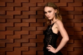 Lily-Rose Depp Chanel Métiers d'art Paris-Hamburg 2017 (Photo by Alexander Koerner/Getty Images for Chanel)