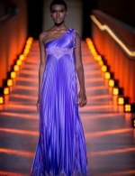 Michele Miglionico guest at the Evening Dresses Show