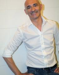 . Miguel Vieira backstage (photo by Giuseppe Spena)