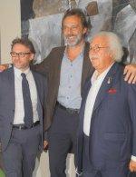 GIANLUCA MORABITO, Alessandro Preziosi , GIOVANNI MORABITO