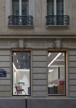 Molteni Group New opening - UniFor in Paris
